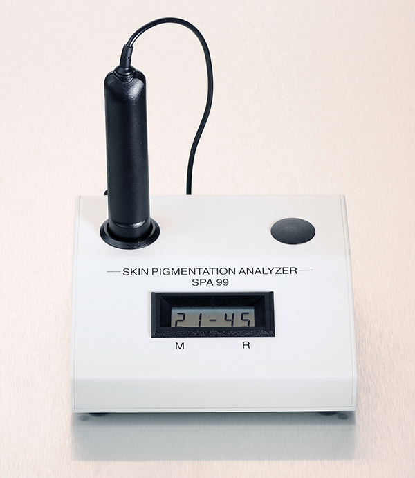 Skin Pigmentation Analyzer® SPA 99